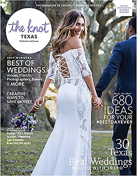 THE KNOT Texas Fall Winter Issue 2017
