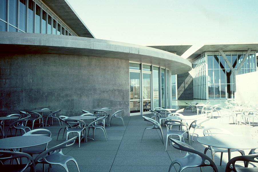 Fort Worth Wedding Venue Modern Art Museum Of Exterior Terrace