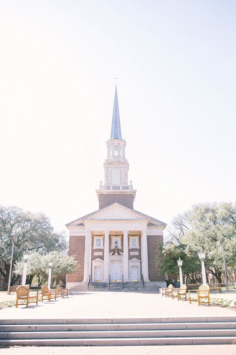 Perkins Chapel in Dallas texas wedding venue