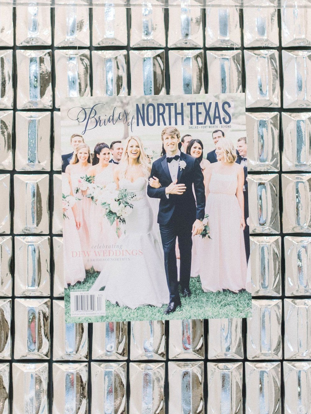 Brides of North Texas Spring 2018 issue