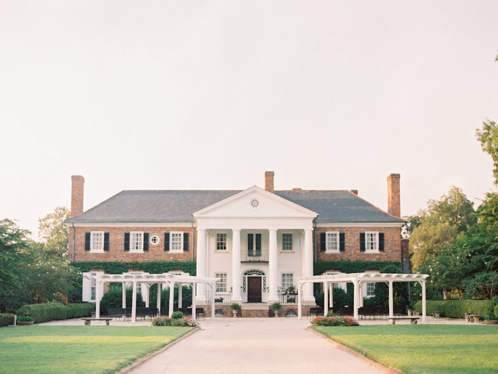 Boone Hall Plantation Building