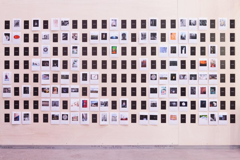 'Thread Count' - Der Greif Magazine, CO-OP Unseen Photo Fair Amsterdam, 2017 (After)