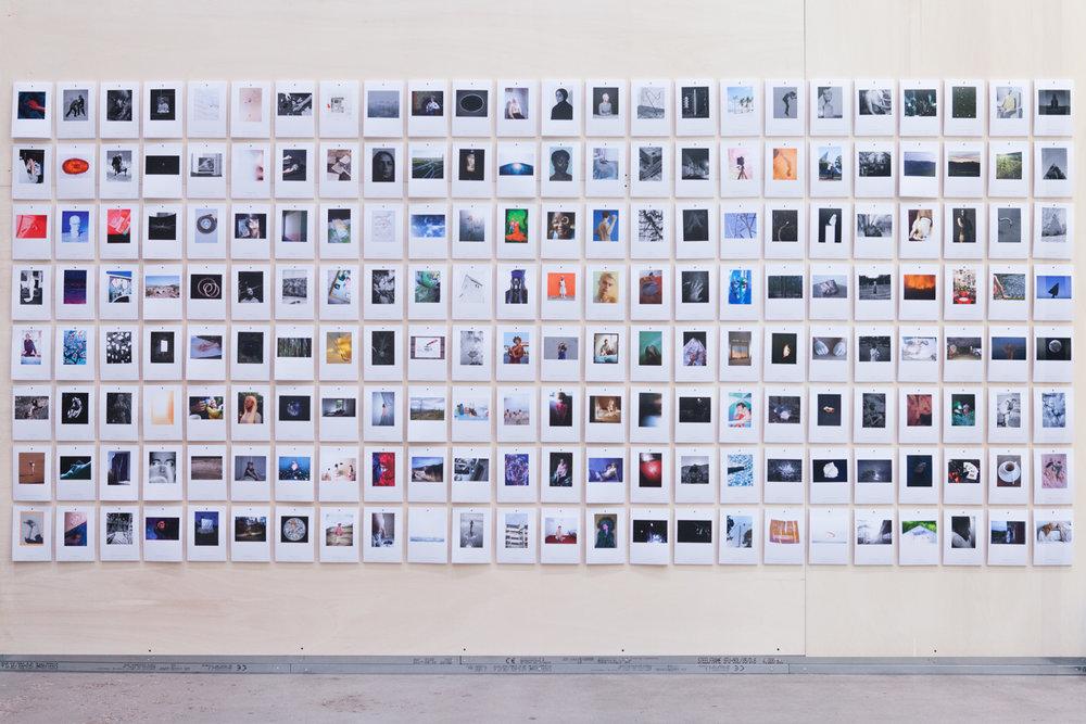 'Thread Count' - Der Greif Magazine, CO-OP Unseen Photo Fair Amsterdam, 2017 (Before)