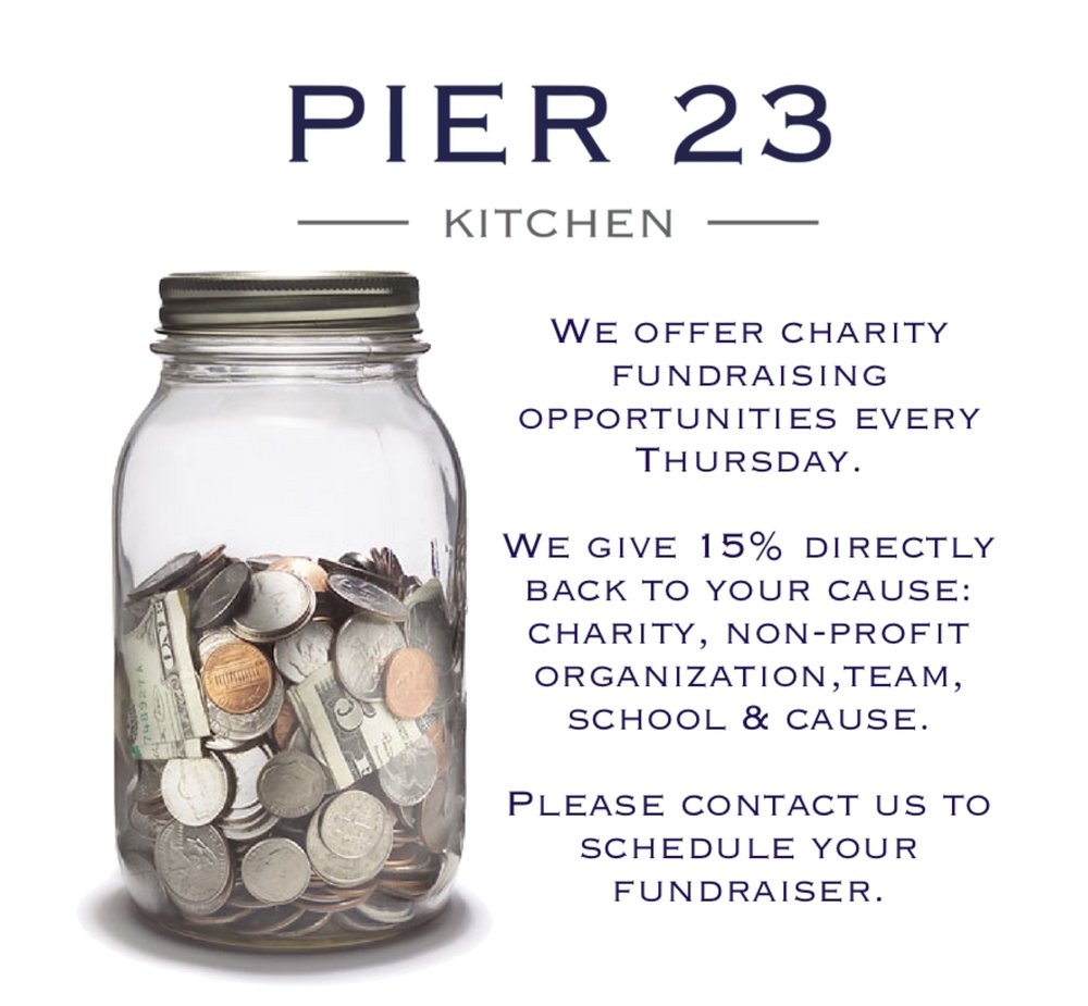 restaurant fundraising
