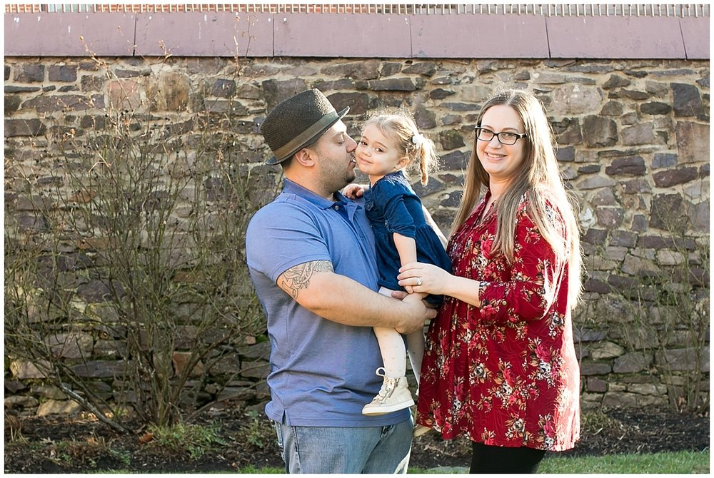 Maternity Session at Smithville Mansion - South Jersey Maternity Photographer