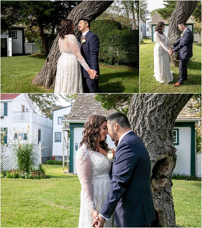 Chalfonte Hotel Wedding - South Jersey Wedding Photographer