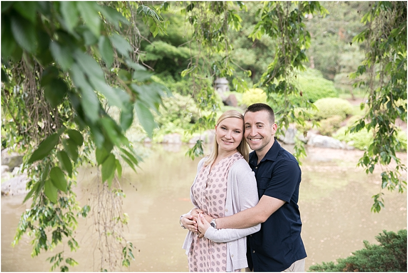 Shofuso Japanese House and Garden  Engagement Session_South Jersey Wedding Photographer_0004.jpg