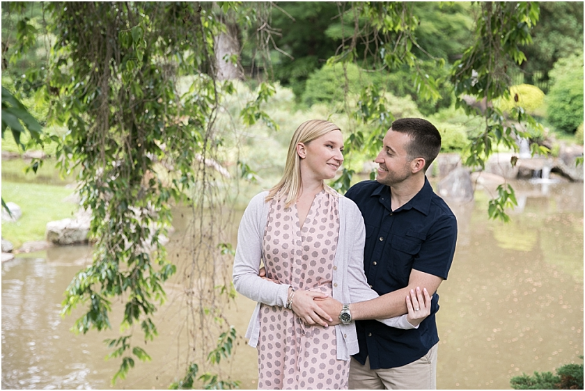 Shofuso Japanese House and Garden  Engagement Session_South Jersey Wedding Photographer_0005.jpg