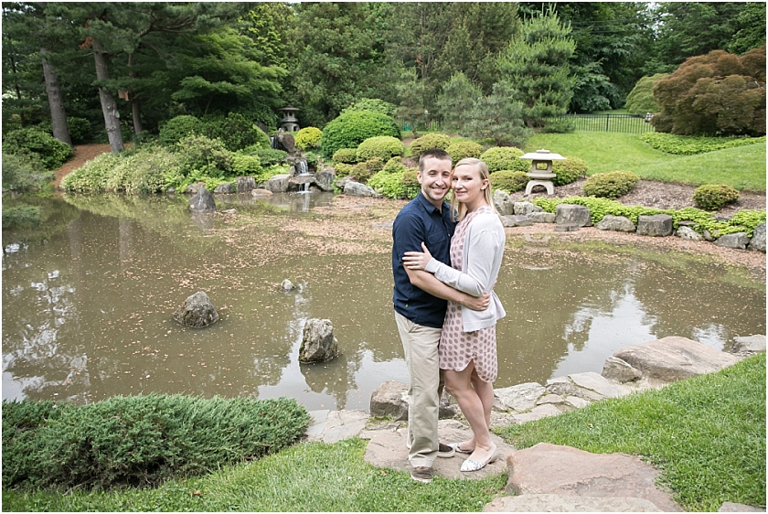 Shofuso Japanese House and Garden  Engagement Session_South Jersey Wedding Photographer_0006.jpg
