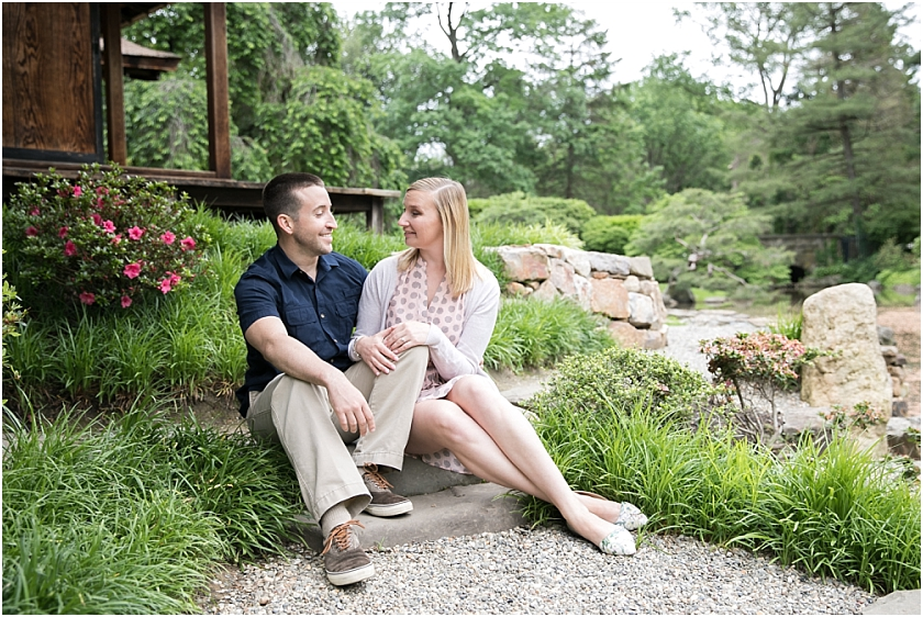 Shofuso Japanese House and Garden  Engagement Session_South Jersey Wedding Photographer_0010.jpg