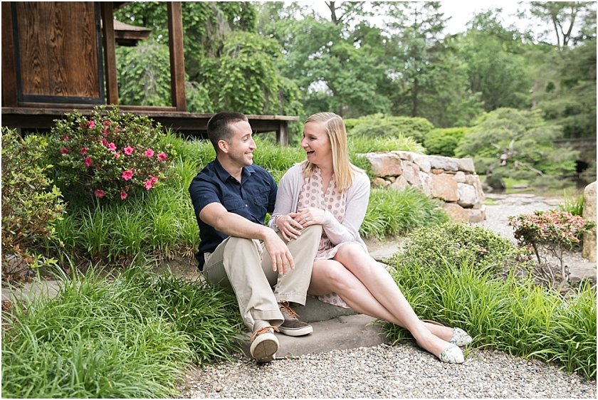 Shofuso Japanese House and Garden  Engagement Session_South Jersey Wedding Photographer_0011.jpg