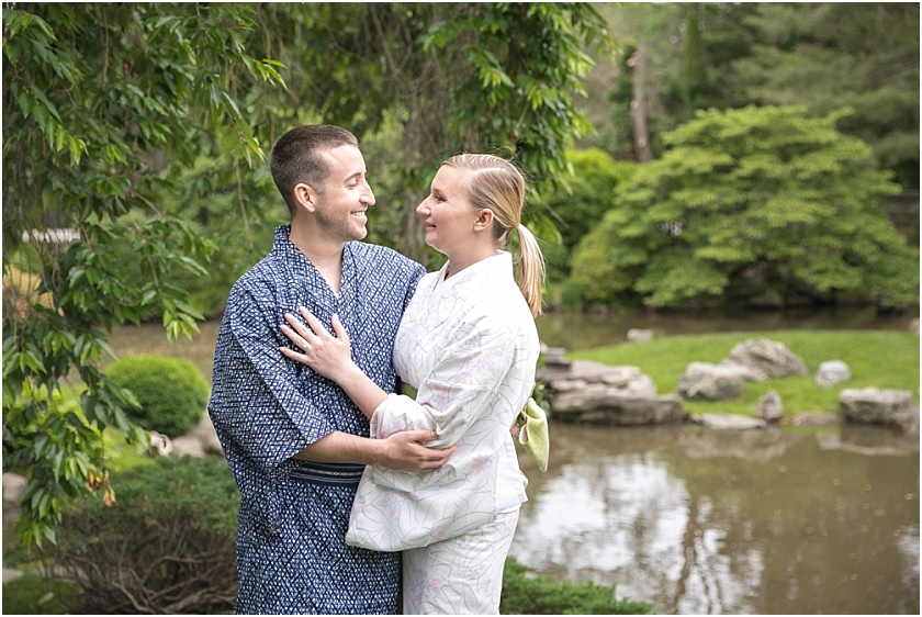 Shofuso Japanese House and Garden  Engagement Session_South Jersey Wedding Photographer_0023.jpg