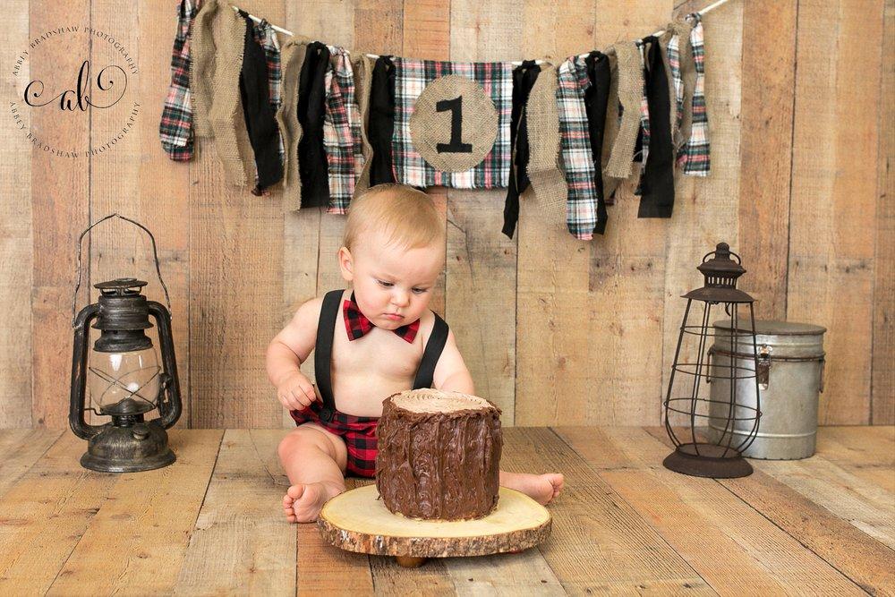 1st Birthday and Cake Smash Session - South Jersey Cake Smash Photographer