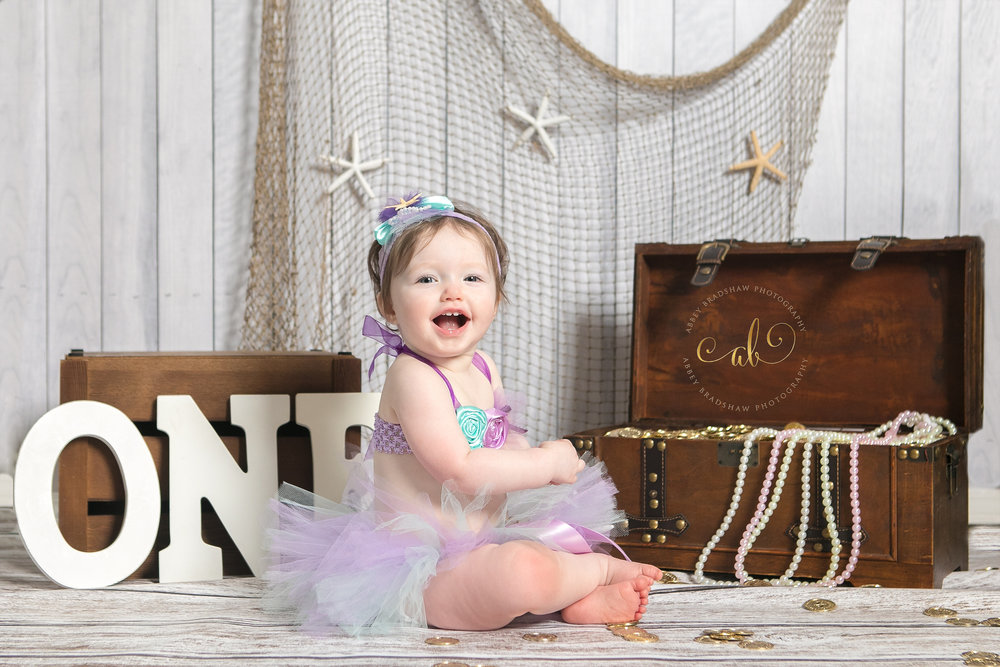 1st Birthday and Cake Smash Session - South Jersey Cake Smash Photographer