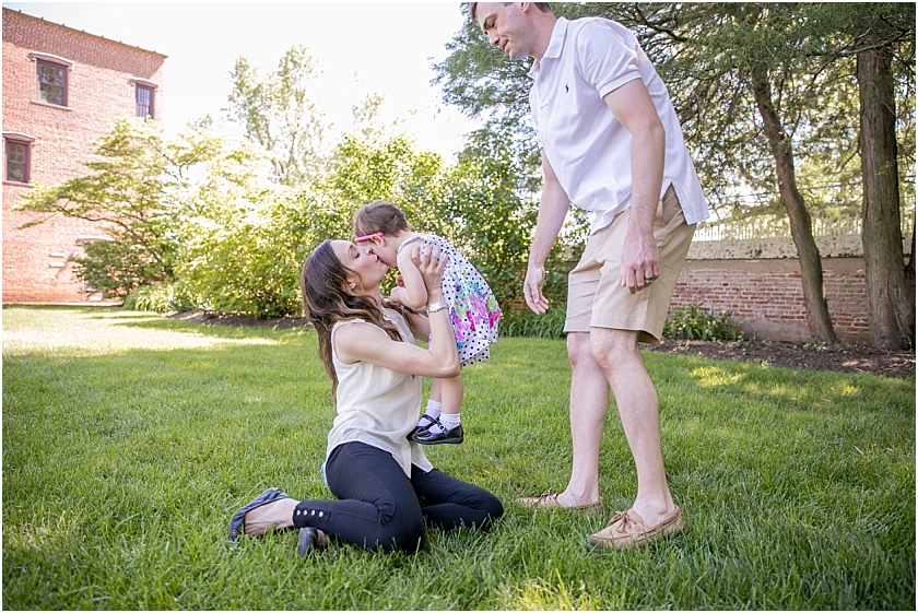 Smithville Mansion Family Session - South Jersey Family Photographer