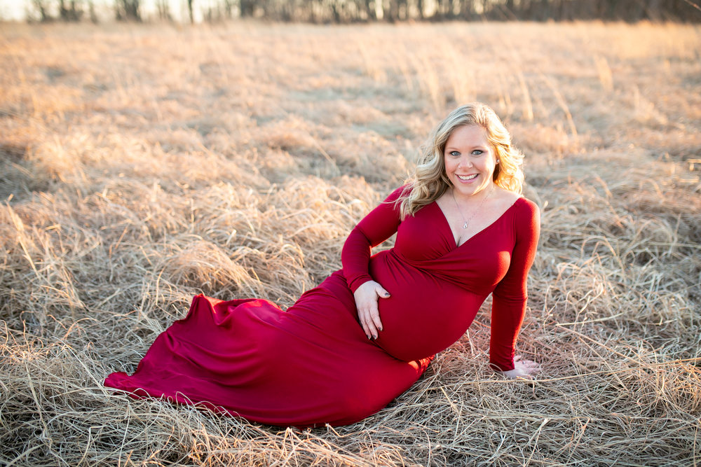 Kacie South Jersey Tyler State Park Maternity Session 019