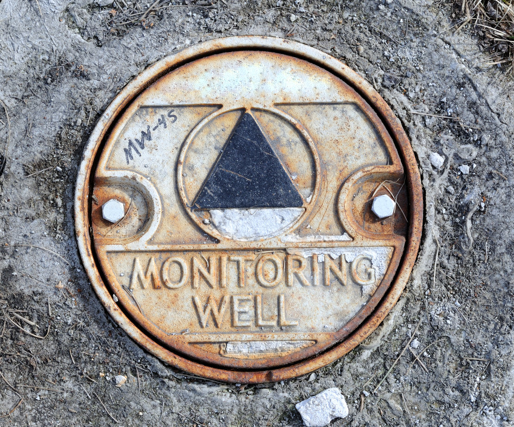 Environmental laboratory testing and sampling services for groundwater, including Superfund Site Monitoring, NAPL and DNAPL Contaminated Sites, and Groundwater Recharge Programs