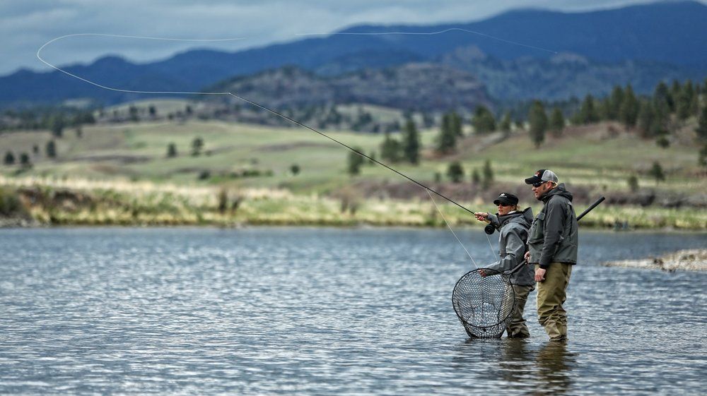 Montana Fly Fishing Guides