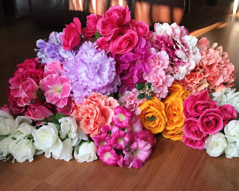 A pile of pretty.