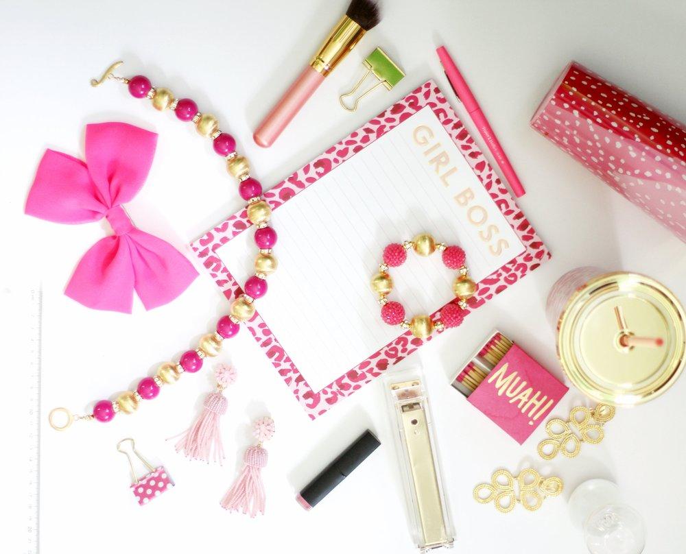 Pink Flat Lay .jpg
