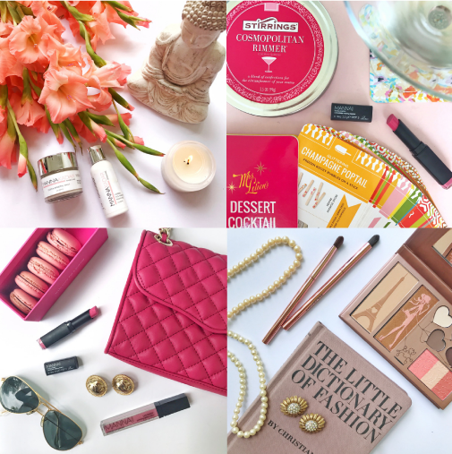 "Social MediaBranded Content - Client: Manna Kadar CosmeticsProject: Branded ImageryGoal: Create ""like"" worth imagery to engage followersPiqued's Role: Style and compile monthlyoriginal branded stock photography for twice dailypostings on Instagram."