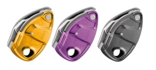 The Petzl GriGri +