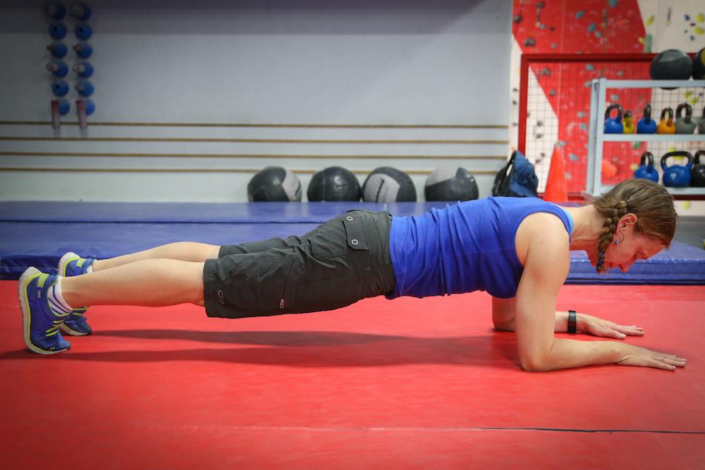 Basic Plank