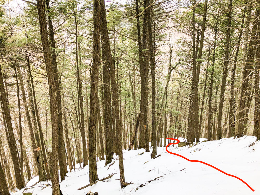 Route Guide Buttermilk Falls in the Catskills Ben Carlson BMF Kronos Furnace Industries DRY ICE Tools Descent 8.jpg