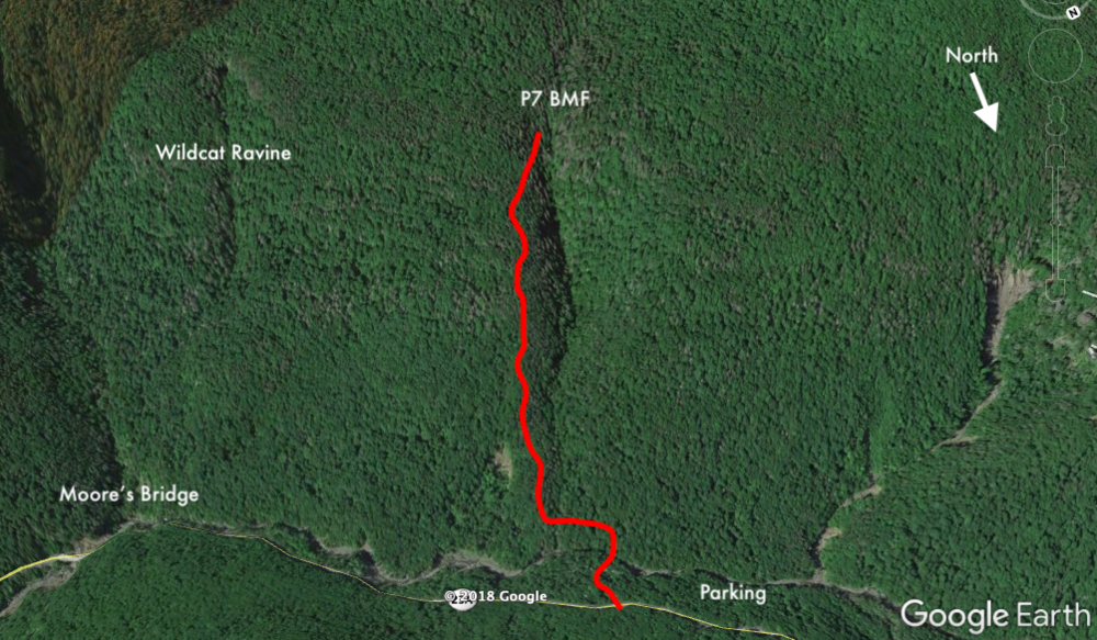 Route Guide Buttermilk Falls in the Catskills Ben Carlson BMF Kronos Furnace Industries DRY ICE Tools. 22.png