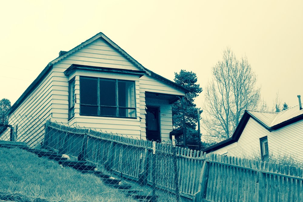Ember's Gram's house