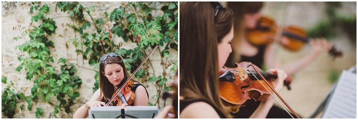 Vyne String Trio Caswell House Wedding