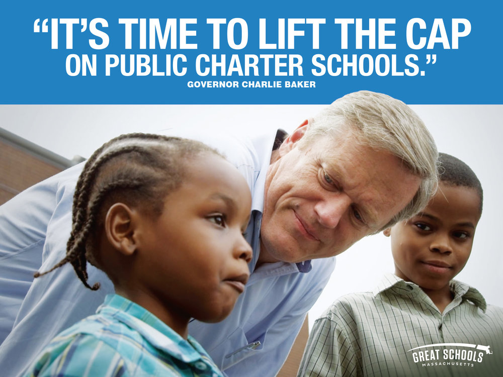 Great Schools Massachusetts - Charlie Baker