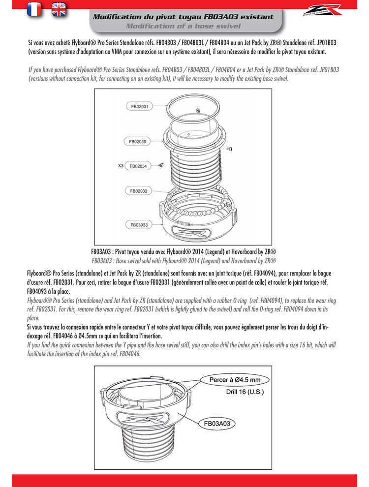 Sealing O Ring Fb04094 Aquafly