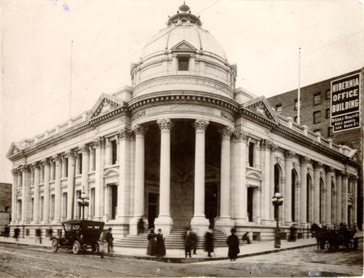 The Hibernia Bank