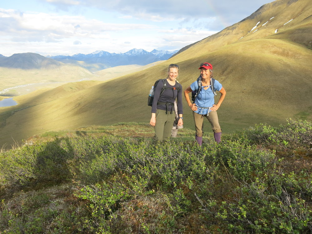 Backpack Chugach Sept 6-8th