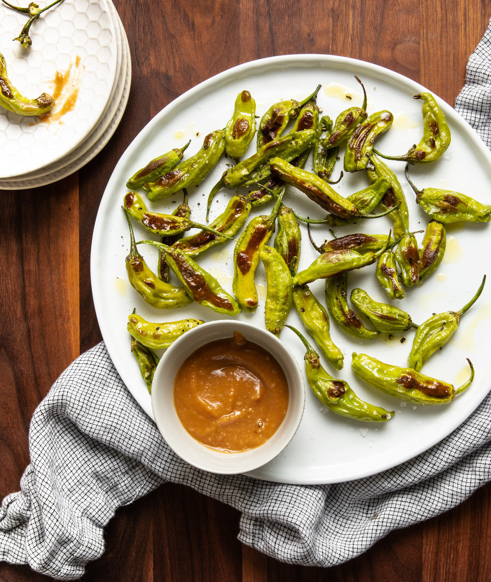 212_ Roasted Padron Peppers with Creamy Miso Dipping Sauce-Social.JPG