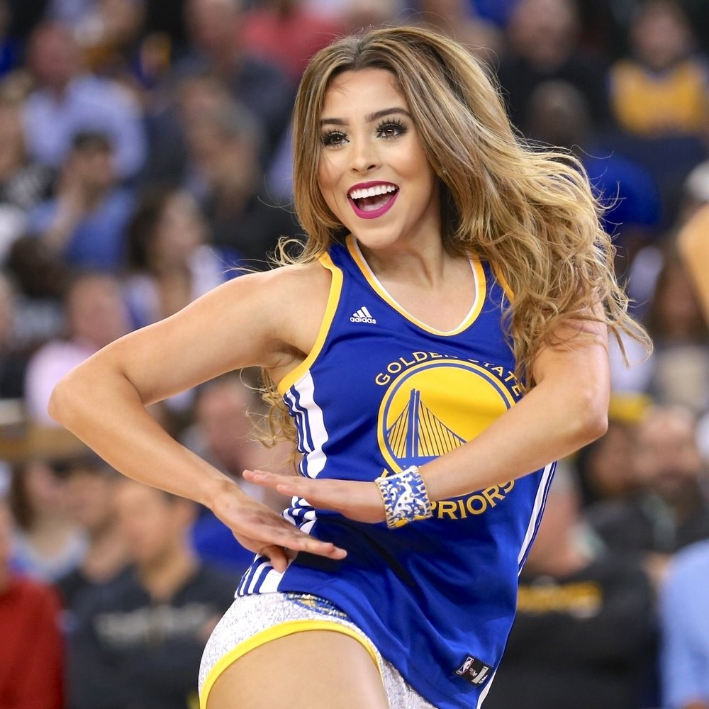 Simma Girl Brianna  - San Francisco   MODEL/  DANCER   Credits: NBA Golden State Warriors  IG Reach: 1.8k