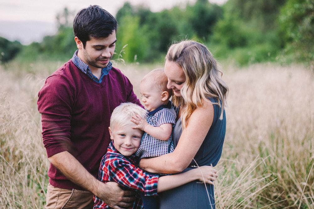 Lyndsay & Family