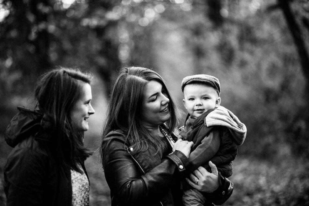 Lauren & Family