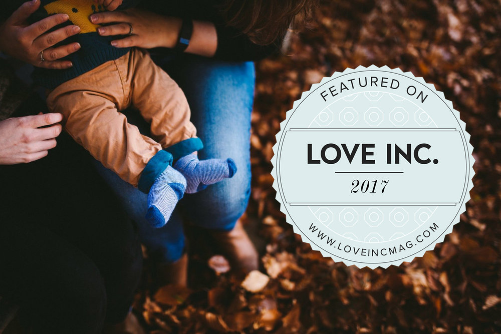 Love Inc. Feature LGBT Photography Lifestyle Family