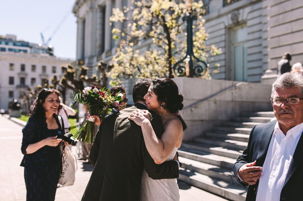 San Francisco City Hall & Stable Cafe Wedding Photography 136.jpg