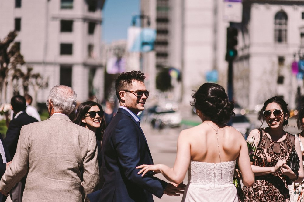 San Francisco City Hall & Stable Cafe Wedding Photography 138.jpg