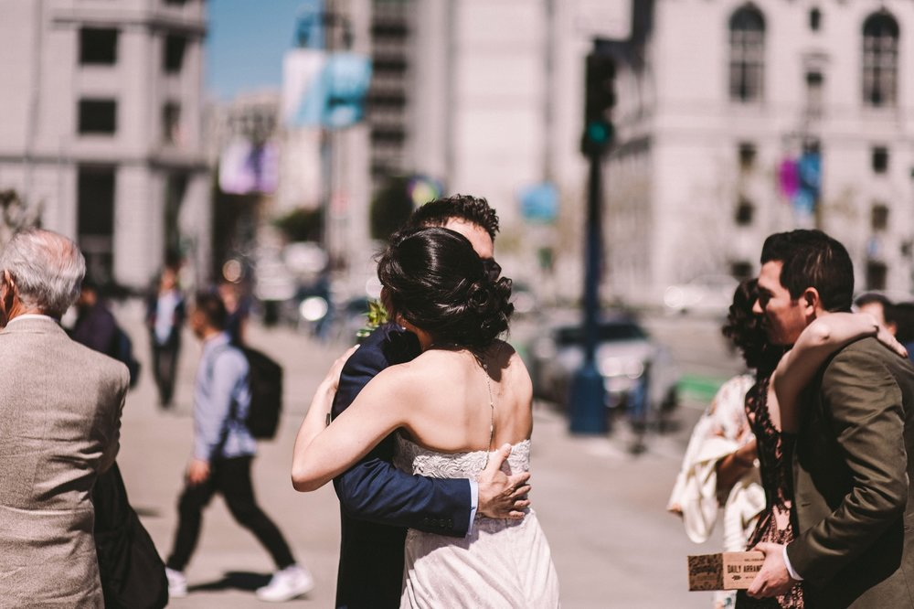 San Francisco City Hall & Stable Cafe Wedding Photography 139.jpg