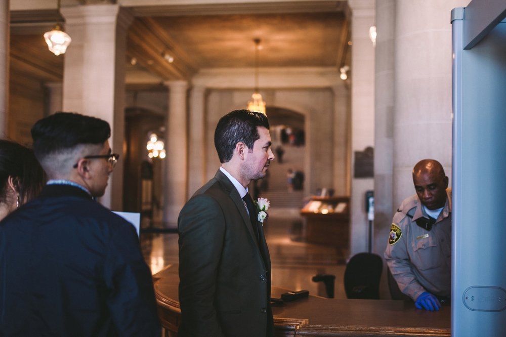 San Francisco City Hall & Stable Cafe Wedding Photography 143.jpg