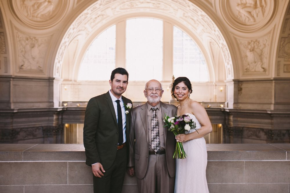 San Francisco City Hall & Stable Cafe Wedding Photography 156.jpg