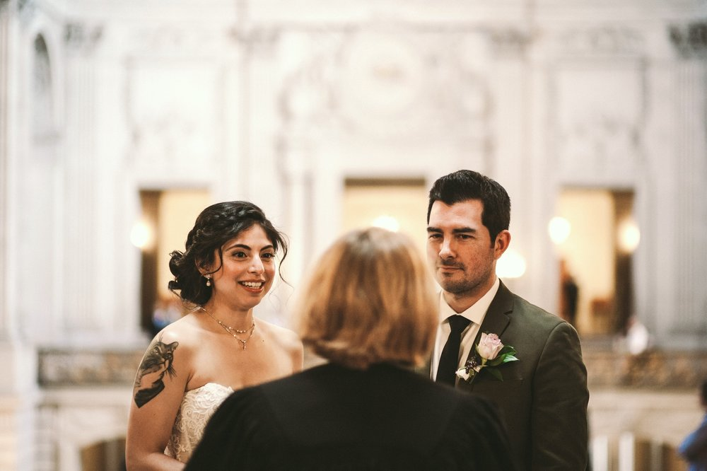 San Francisco City Hall & Stable Cafe Wedding Photography 187.jpg