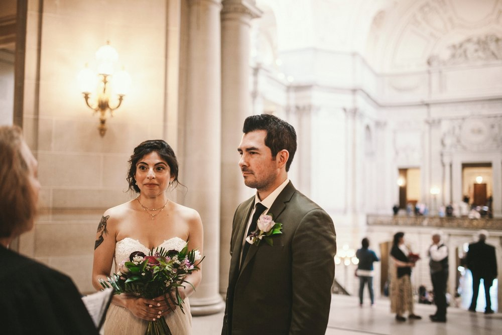 San Francisco City Hall & Stable Cafe Wedding Photography 191.jpg