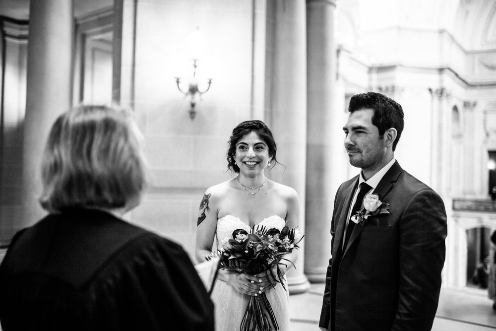 San Francisco City Hall & Stable Cafe Wedding Photography 193.jpg