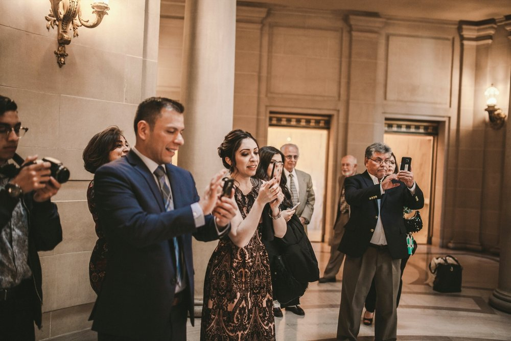San Francisco City Hall & Stable Cafe Wedding Photography 194.jpg