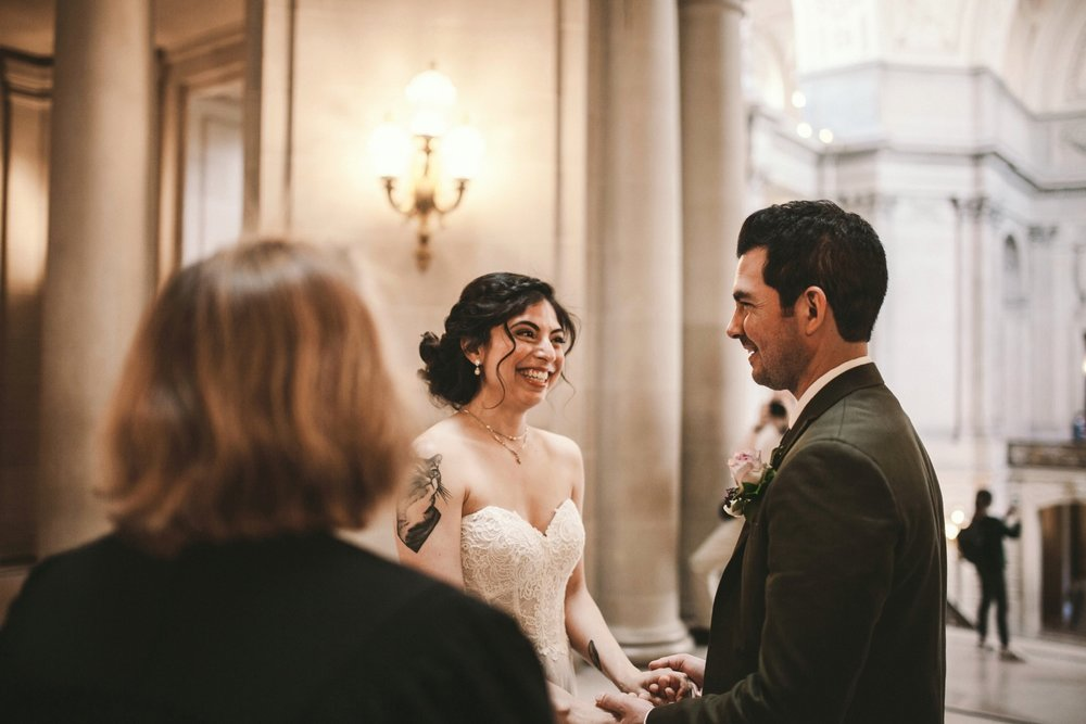 San Francisco City Hall & Stable Cafe Wedding Photography 201.jpg